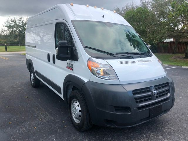 "2018 Ram ProMaster Cargo Van 1500 High Roof 136"" WB - Click to see full-size photo viewer"
