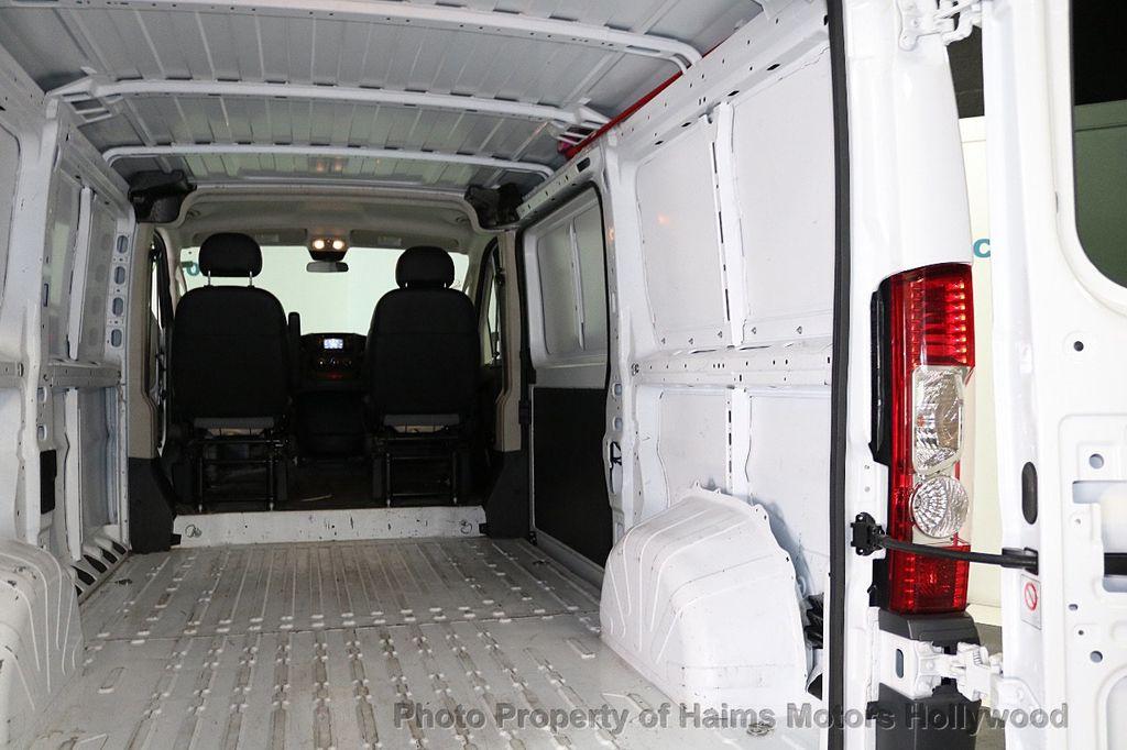 "2018 Ram ProMaster Cargo Van 1500 Low Roof 136"" WB - 18020545 - 10"