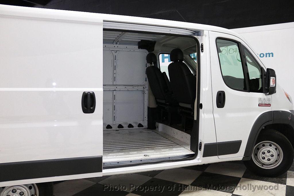 "2018 Ram ProMaster Cargo Van 1500 Low Roof 136"" WB - 18020545 - 12"