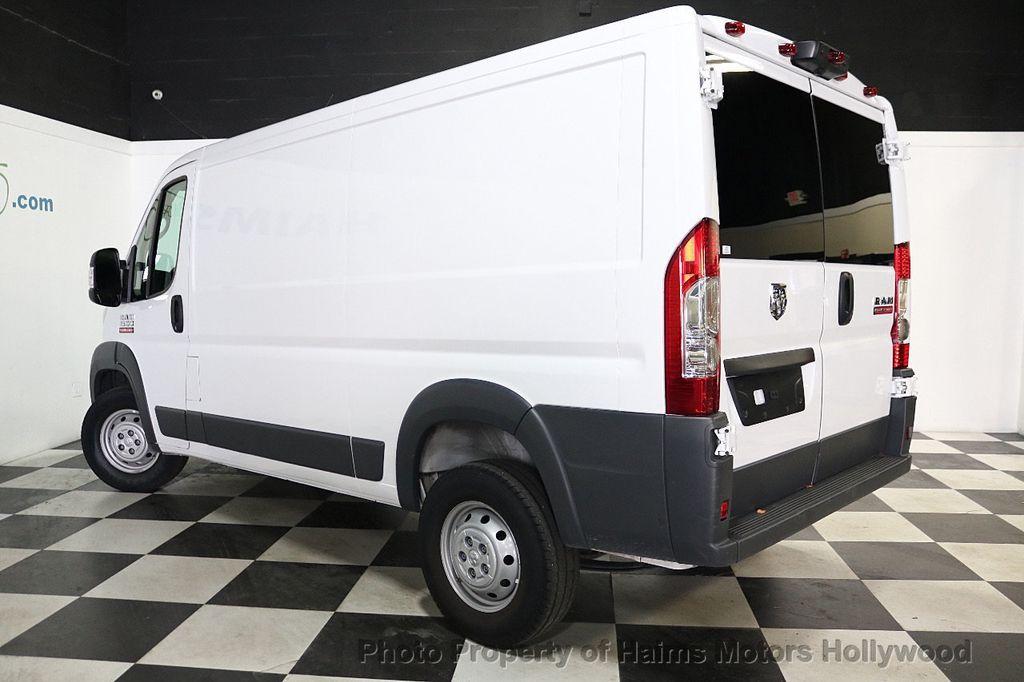 "2018 Ram ProMaster Cargo Van 1500 Low Roof 136"" WB - 18020545 - 4"