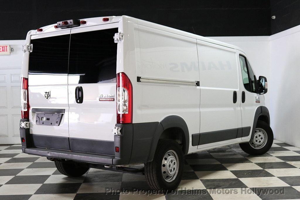 "2018 Ram ProMaster Cargo Van 1500 Low Roof 136"" WB - 18020545 - 6"