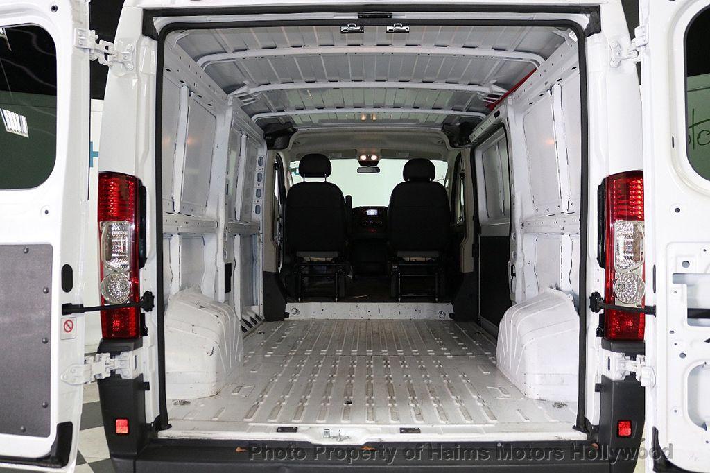 "2018 Ram ProMaster Cargo Van 1500 Low Roof 136"" WB - 18020545 - 8"
