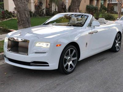 2018 Rolls-Royce Dawn  Coupe