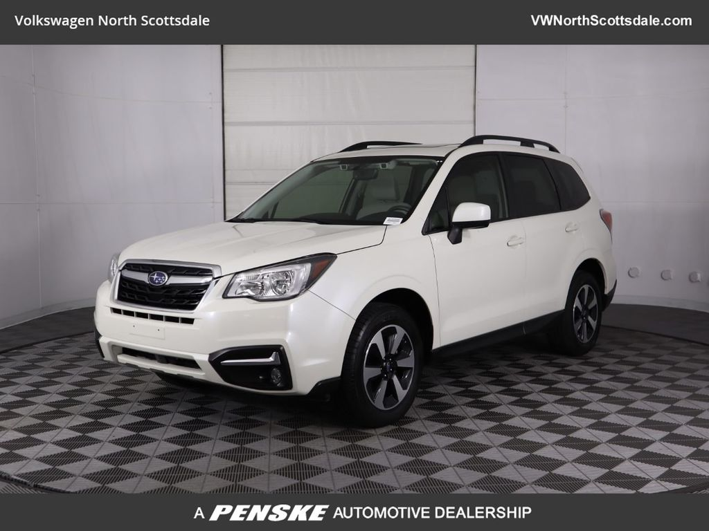 2018 Used Subaru Forester 2 5i Premium Cvt At Mini Of Tempe Az Iid 20252283