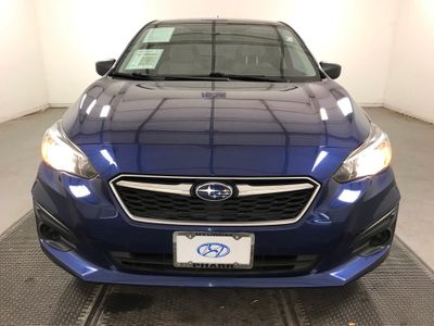 2018 Subaru Impreza 2.0i 5-door CVT Sedan - Click to see full-size photo viewer