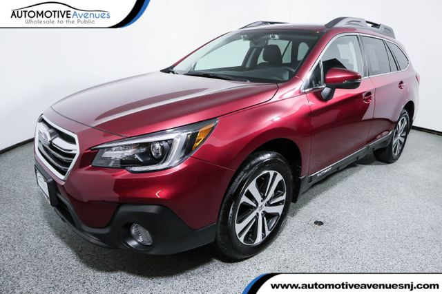 Subaru Eyesight Video >> 2018 Used Subaru Outback 2 5i Limited W Eyesight Navigation Hba Rab Led Srh At Automotive Avenues Of New Jersey Iid 18819000