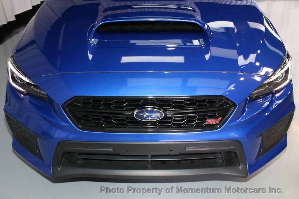 2018 Used Subaru WRX STI Limited Manual w/Lip Spoiler at Momentum Motorcars  Inc  Serving Marietta, GA, IID 19087722