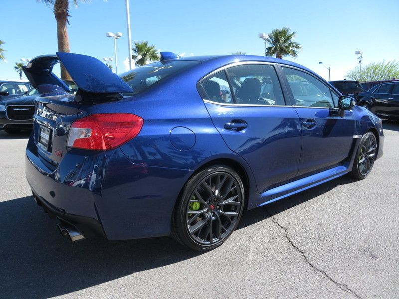 2018 Subaru WRX STI Manual - 17562110 - 10
