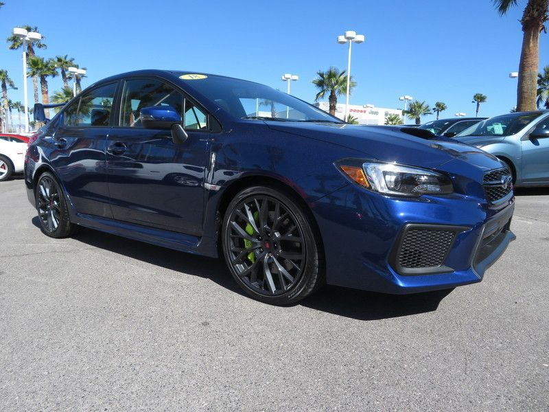 2018 Subaru WRX STI Manual - 17562110 - 2