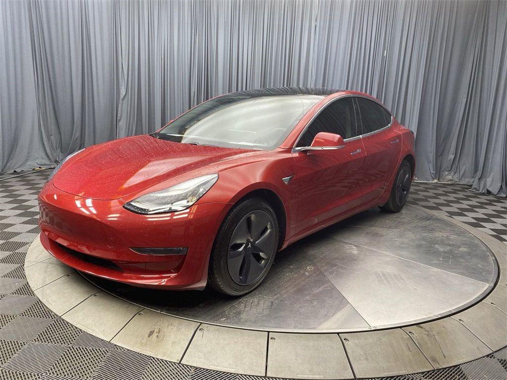 2018 Used Tesla Model 3 Long Range Battery AWD at ...