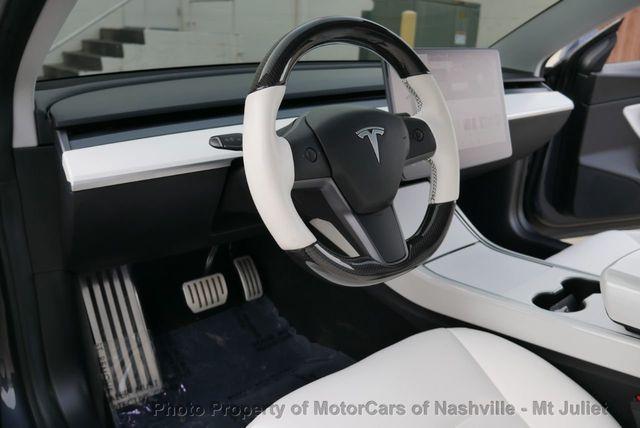 2018 Used Tesla Model 3 Performance Sedan AWD W/FSD FULL ...