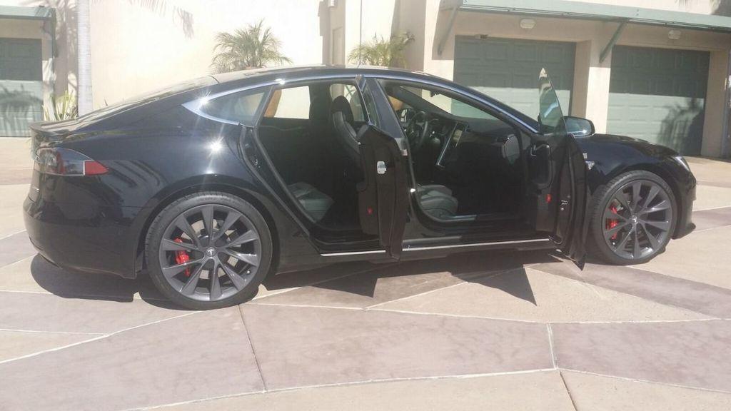 2018 Tesla Model S P100D AWD - 17522451 - 9