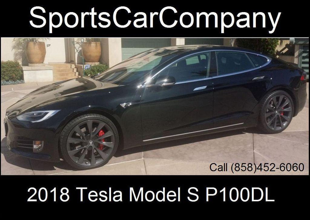 2018 Tesla Model S P100D AWD - 17522451 - 1