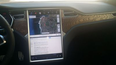 2018 Tesla Model S P100D AWD - Click to see full-size photo viewer