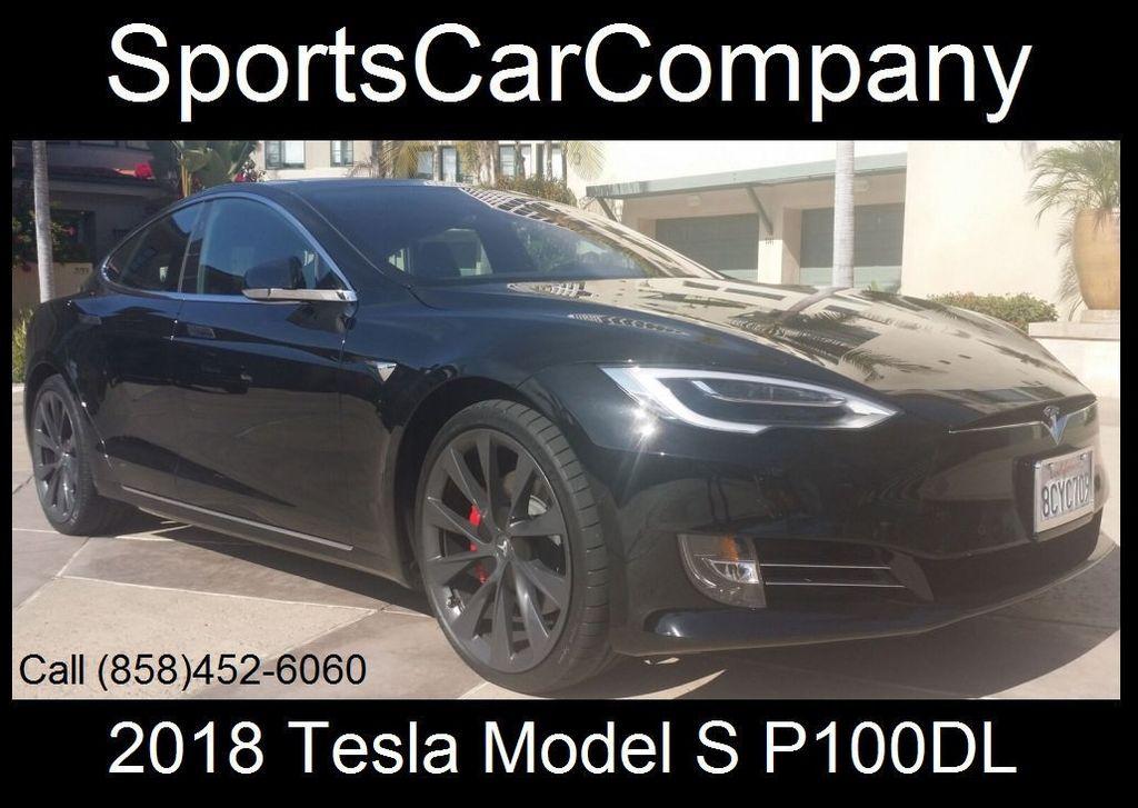 2018 Tesla Model S P100D AWD - 17522451 - 2