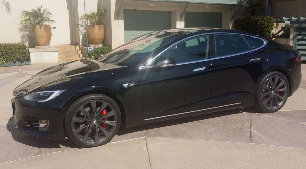 2018 Tesla Model S P100D AWD - 17522451 - 29