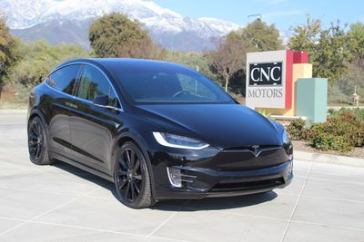 Used Tesla Model X Ontario Ca