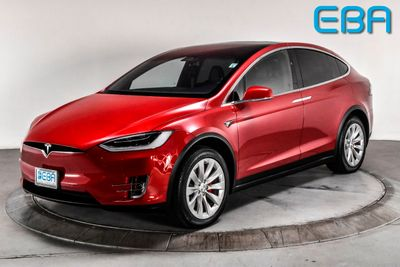 Used Tesla Model X at Elliott Bay Auto Brokers Serving Seattle, WA
