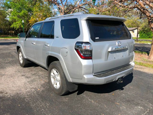 2018 Toyota 4Runner SR5 2WD - Click to see full-size photo viewer