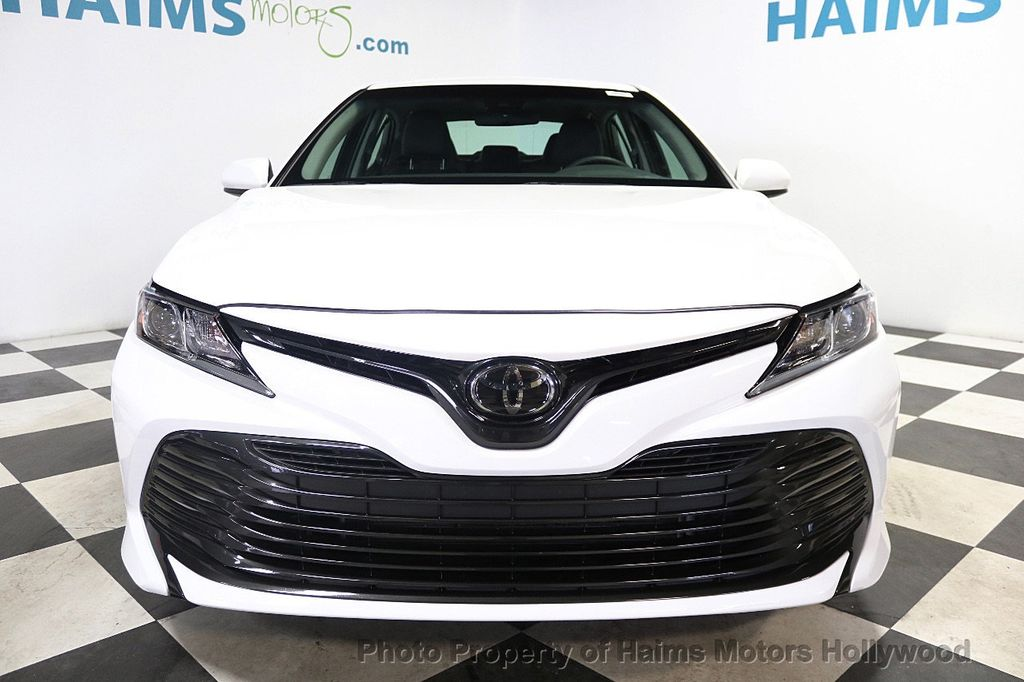 2018 Toyota Camry LE Automatic - 17875278 - 2