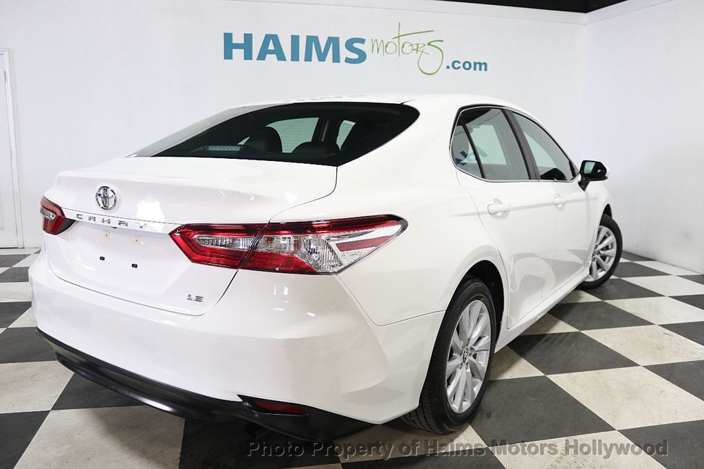 2018 Toyota Camry LE Automatic - 17875278 - 6