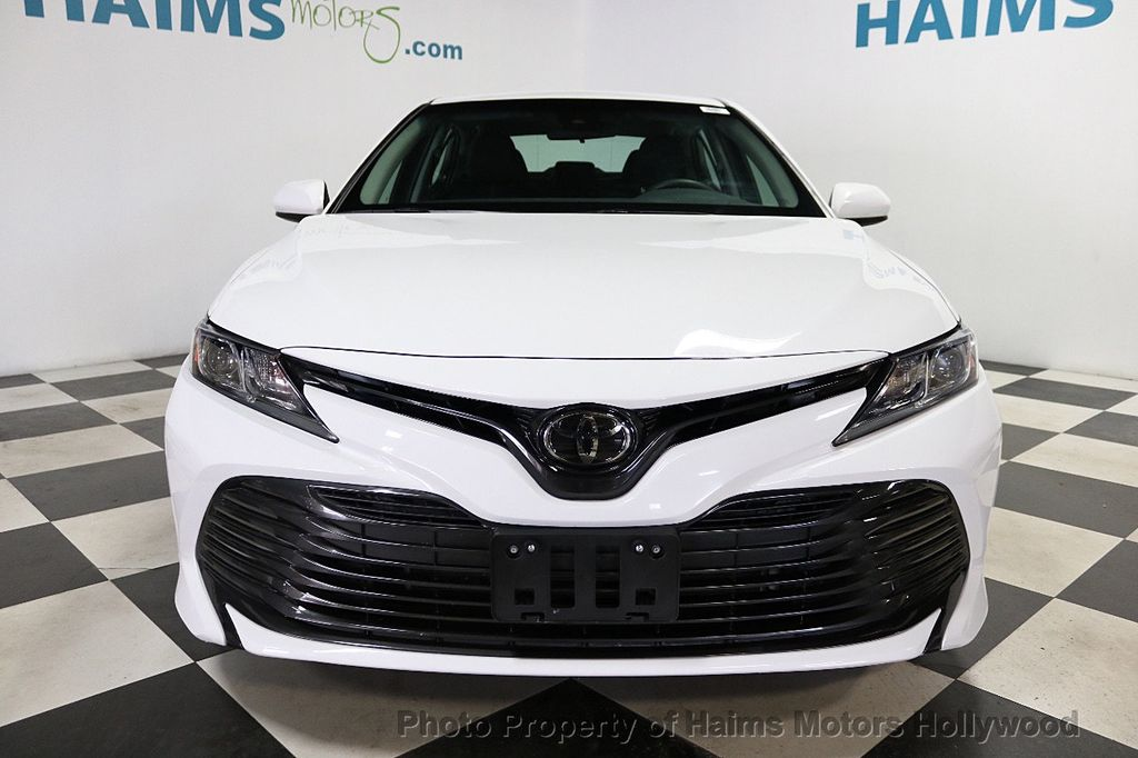2018 Toyota Camry LE Automatic - 18090664 - 2