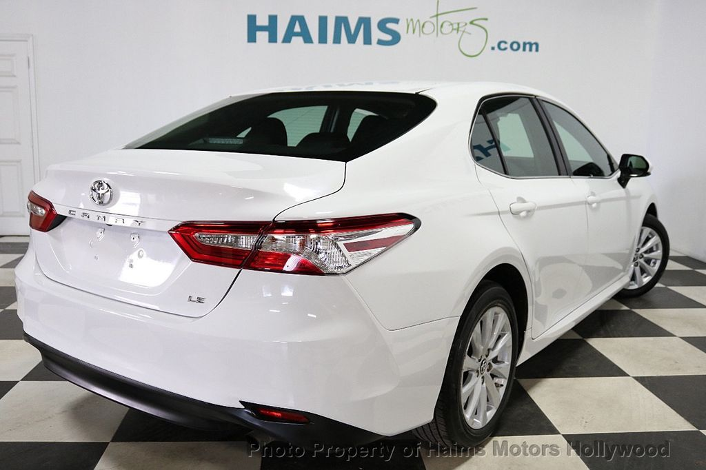 2018 Toyota Camry LE Automatic - 18090664 - 6