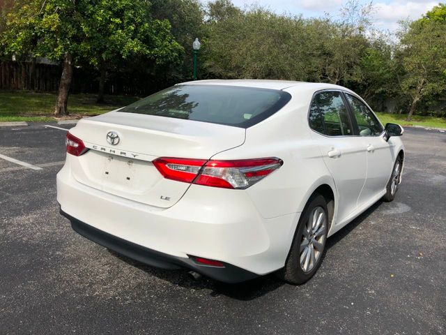 2018 Toyota Camry LE Automatic - Click to see full-size photo viewer