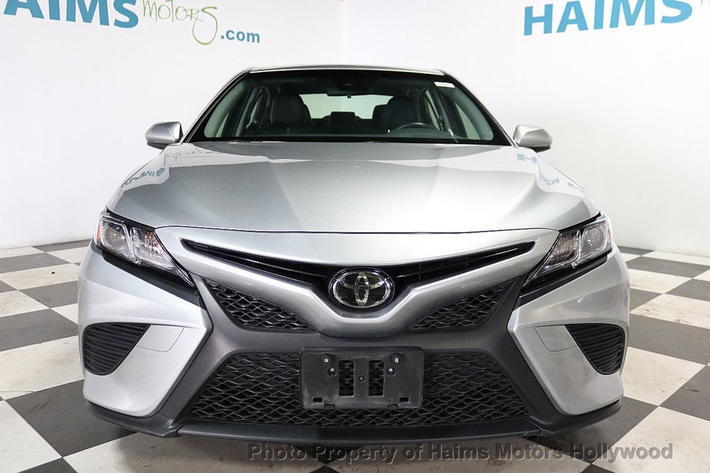 2018 Toyota Camry SE Automatic - 18202674 - 2