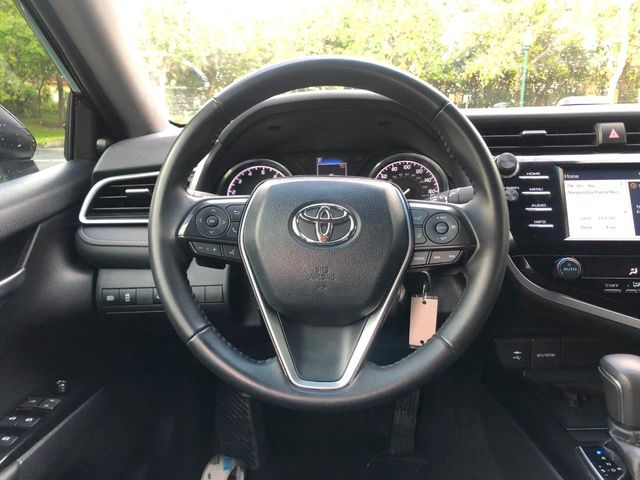 2018 Toyota Camry SE Automatic - Click to see full-size photo viewer