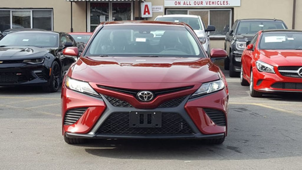 2018 Toyota Camry SE Automatic - 18245706 - 2