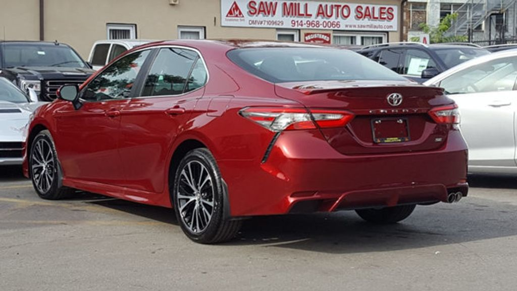 2018 Toyota Camry SE Automatic - 18245706 - 6