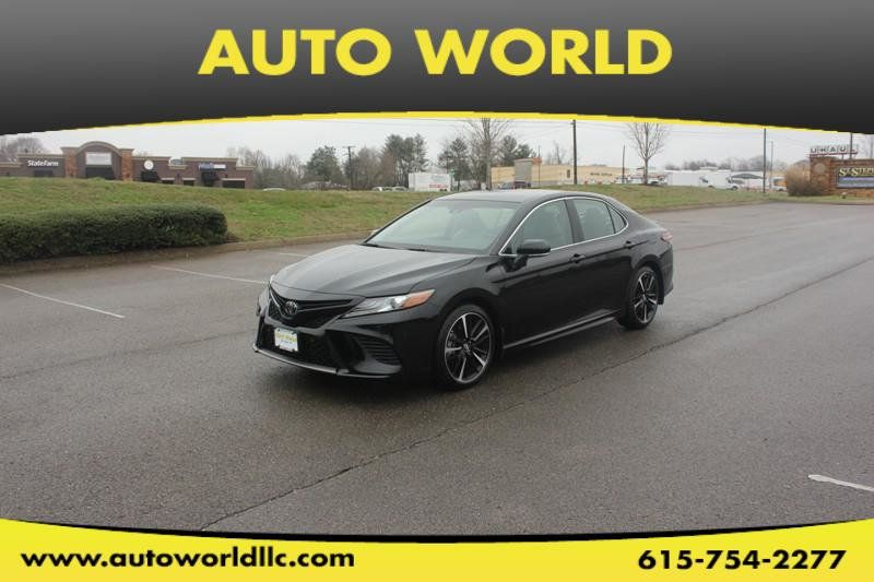 2018 Toyota Camry XSE Automatic - 18602755 - 0