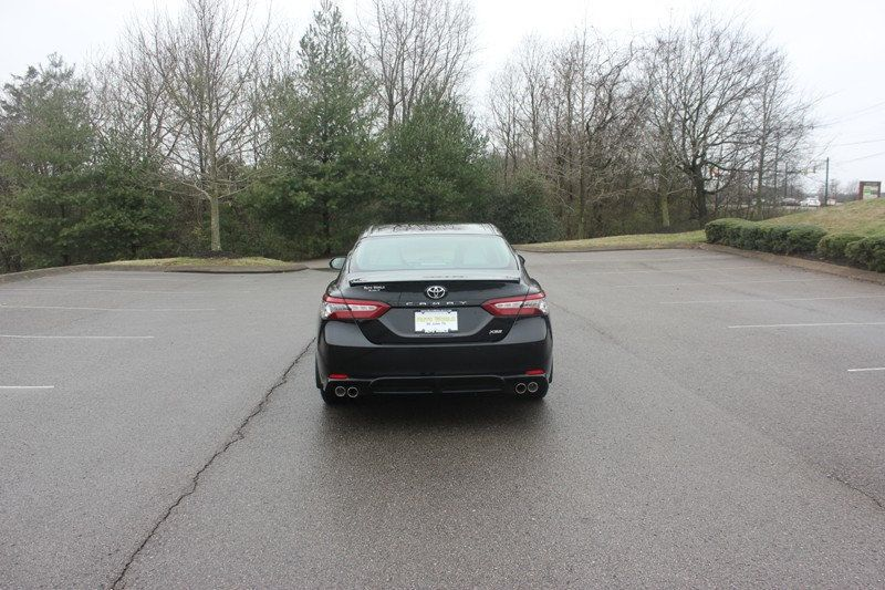 2018 Toyota Camry XSE Automatic - 18602755 - 45