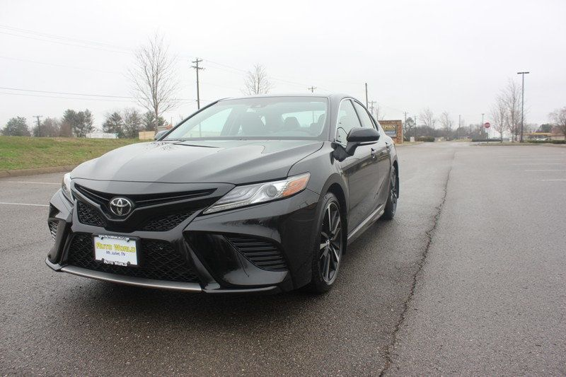 2018 Toyota Camry XSE Automatic - 18602755 - 49