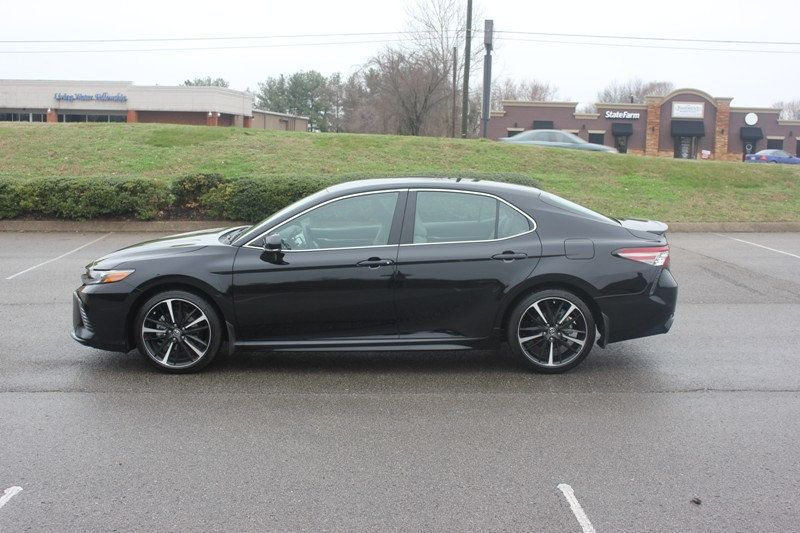 2018 Toyota Camry XSE Automatic - 18602755 - 53