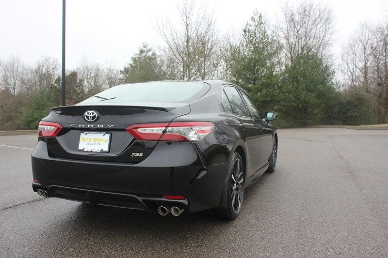 2018 Toyota Camry XSE Automatic - 18602755 - 59