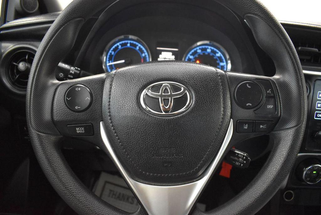 2018 Toyota Corolla L CVT - 18497675 - 15