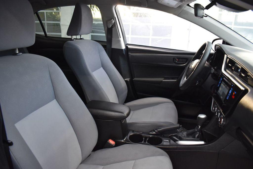 2018 Toyota Corolla L CVT - 18497675 - 23