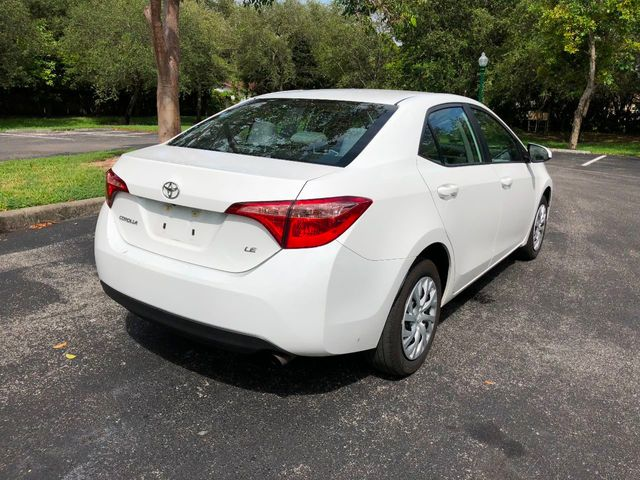 2018 Toyota Corolla L CVT - Click to see full-size photo viewer