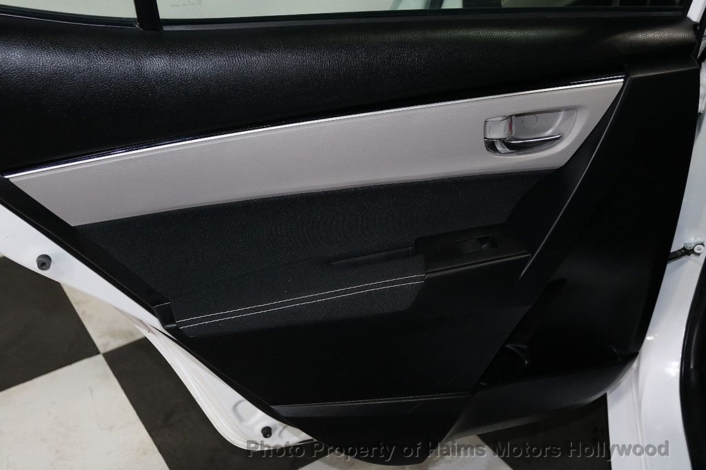 2018 Toyota Corolla LE CVT - 18295701 - 10