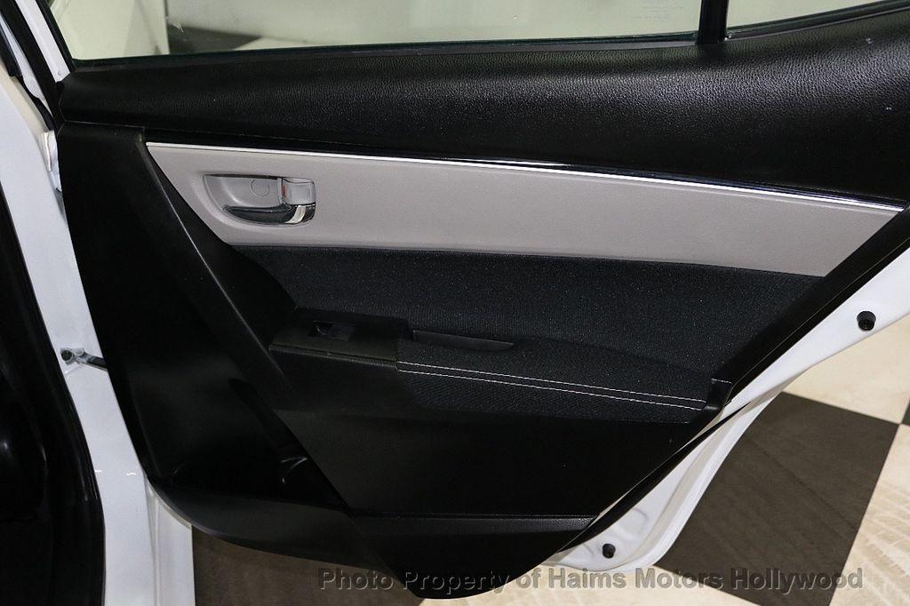 2018 Toyota Corolla LE CVT - 18295701 - 11