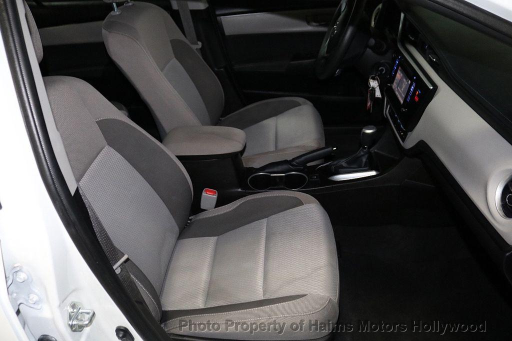 2018 Toyota Corolla LE CVT - 18295701 - 13