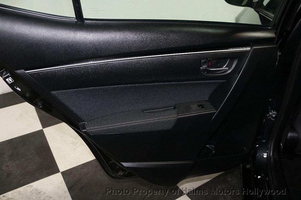 2018 Toyota Corolla LE CVT - 18692233 - 10
