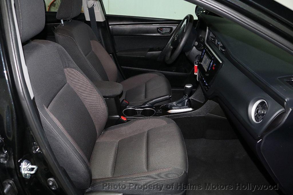 2018 Toyota Corolla LE CVT - 18692233 - 13