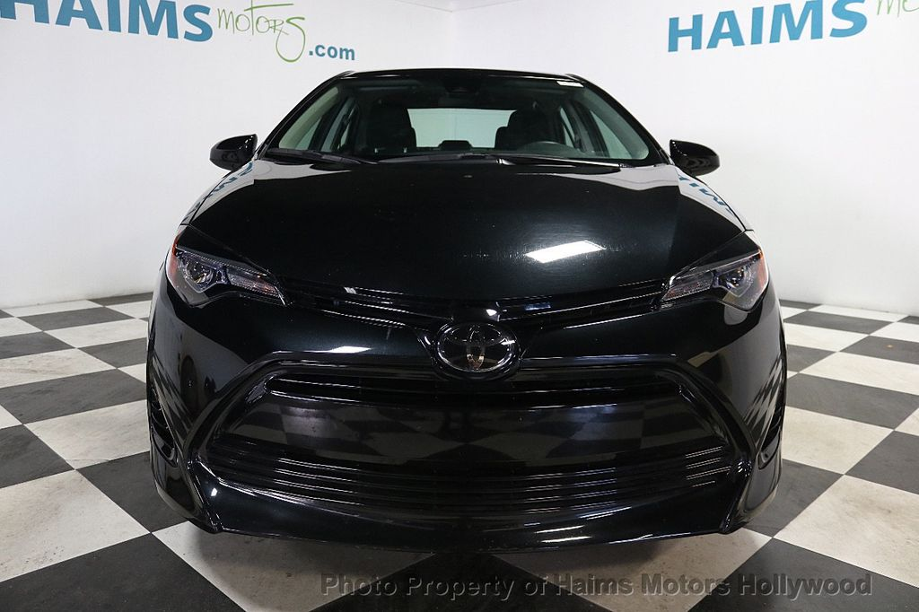 2018 Toyota Corolla LE CVT - 18692233 - 2