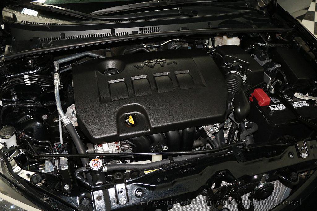 2018 Toyota Corolla LE CVT - 18692233 - 30