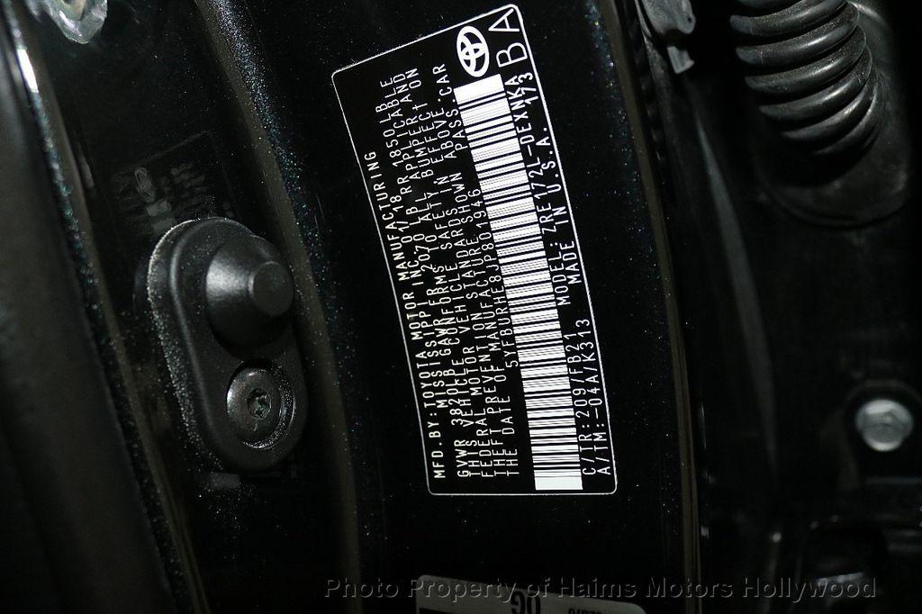 2018 Toyota Corolla LE CVT - 18692233 - 31