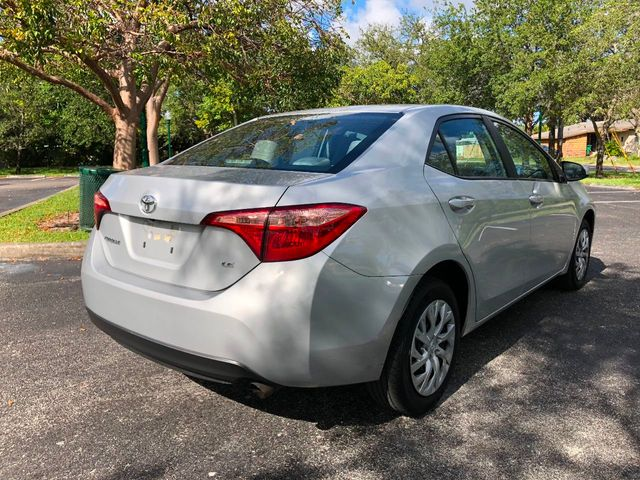 2018 Toyota Corolla LE CVT - Click to see full-size photo viewer