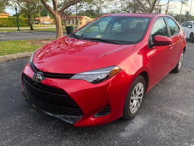 2018 Toyota Corolla LE CVT Sedan
